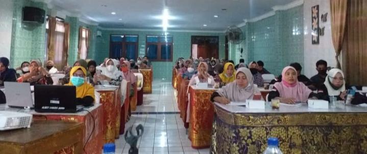 Kader KPM Ujung Tombak Pembangunan Desa