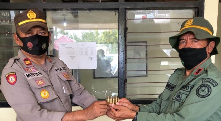 Polisi Amankan Senjata Api Rakitan dan Pemiliknya