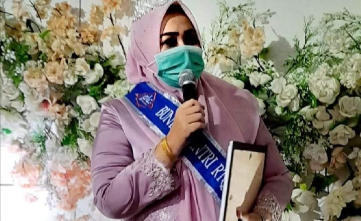 Bupati IDP Dukung Penuh Ponpes Tahfiz Qur'an.